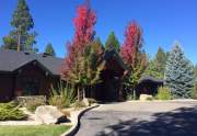 Bailey Creek Club House in Fall