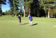 Golfers, Bailey Creek