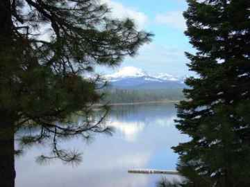 Lake Almanor West, Prattville and Canyon Dam