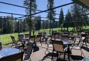 Almanor West Outside Dining