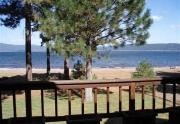 Almanor West Home Deck View