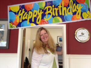 Mary Maumoynier's Birthday August 2012