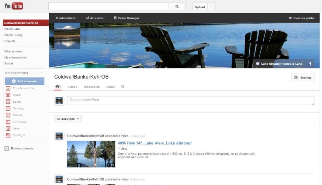 YouTube Snag
