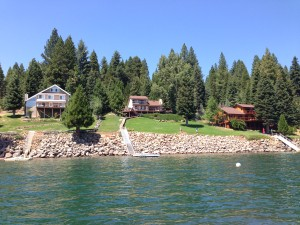 Lake Almanor Lakefront Property