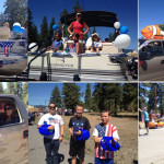 Lake Almanor Centennial and the 4th of July