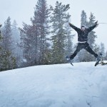 Snowshoeing in Plumas County