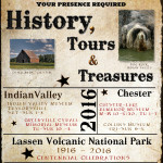 Lassen-Feather River History Loop: Lassen Park, Museums, Natural History, Scenic Tours