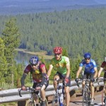 Lake Almanor Mile High 100 Bike Ride