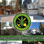 Plumas County California VA Loans