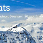Plumas Events Website