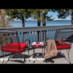 Have Your First Cup of Coffee Yet? Let us show you a few great lake front spots!